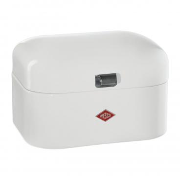 Wesco: Single Grandy Petite boîte à pain blanche