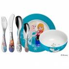 WMF: Set pour enfant 6 pièces La Reine des neiges