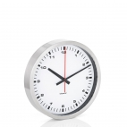 Blomus: Horloge murale autonome blanche
