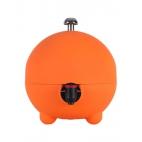 Laboul: Support pour servir vin ou jus de fruit 3L Orange Soft Touch