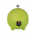 Laboul: Support pour servir vin ou jus de fruit 5L Vert Soft Touch