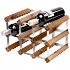 Traditional Wine Rack Co: Casier de rangement pour bouteilles de vin ou autres