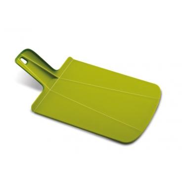 Joseph Joseph: Chop2Pot Planche à découper pliante verte 22x26cm