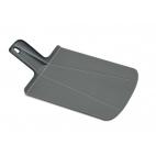 Joseph Joseph: Chop2Pot Planche à découper pliante grise 22x26cm
