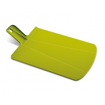 Joseph Joseph: Chop2Pot Planche à découper pliante verte 27x36cm