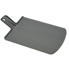 Joseph Joseph: Chop2Pot Planche à découper pliante grise 27x36cm