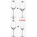 Schott Zwiesel: Pure Pack Promotion 48 verres