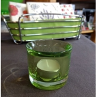 Ihr: Bougeoir vert