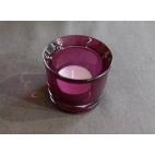 Ihr: Bougeoir violet