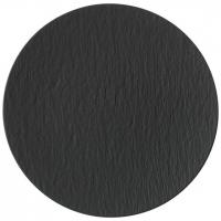 Villeroy & Boch: Manufacture Rock Assiette gourmet 32 cm
