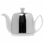 Guy Degrenne: Salam blanc Théière 4 tasses