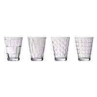 Villeroy & Boch: Dressed Up Lot de 4 verres à eau