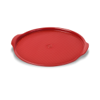 Emile Henry: Pierre à pizza rainurée 30 cm