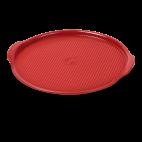 Emile Henry: Pierre à pizza rainurée 35 cm