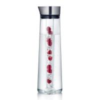 Blomus: Acqua Cool Carafe rafraîchissante à eau/jus inox