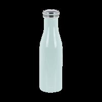 Lurch: Gourde isotherme en inox bleu clair 0,5L