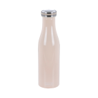 Lurch: Gourde isotherme en inox rose clair 0,5L