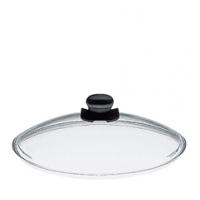 Spring Swiss Design: Couvercle en verre avec bouchon vapeur réglable 20 cm