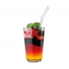 Cilio: Set de 4 pailles en verre