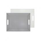 FreeForm: Plateau magique Gris & Blanc 45x35cm