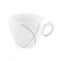 Seltmann: Trio Highline Tasse à café avec soucoupe 2 pièces