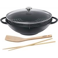 Küchenprofi: Premium Set Wok 5 pièces