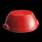 Emile Henry: Moule à pain rond 800g rouge