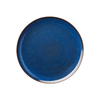 Asa Selection: Saisons Midnight blue Assiette plate 27 cm