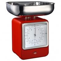 Wesco: Balance de cuisine avec horloge