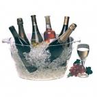 Lacor: Seau à champagne en acrylique