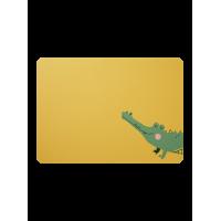 Home by ASA: Set de table Kids Crocodile 46x33cm