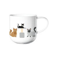 Home by ASA: Tasse cats 40cl