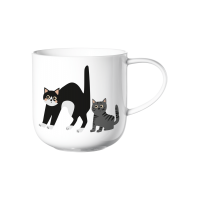 Home by ASA: Tasse surprised cats 40cl