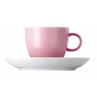 Thomas: Sunny Day Light Pink Tasse et soucoupe