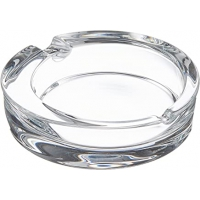 Nachtmann: Cendrier rond cristal clair