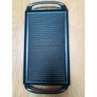 Küchenprofi: Plaque grill noire 38 cm PROVENCE