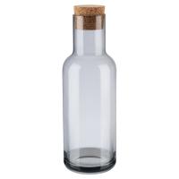 Blomus: Fuum Carafe à eau/jus smoke 1L