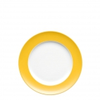 Thomas: Sunny Day Yellow Assiette dessert 22 cm