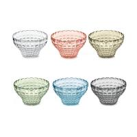 Guzzini: Set de 6 coupelles Tiffany