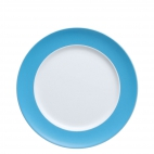 Thomas: Sunny Day Waterblue Assiette plate 27 cm