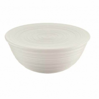 Guzzini: Tierra Saladier-Bol blanc 25 cm