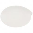Villeroy & Boch: Flow Plat ovale 36 cm